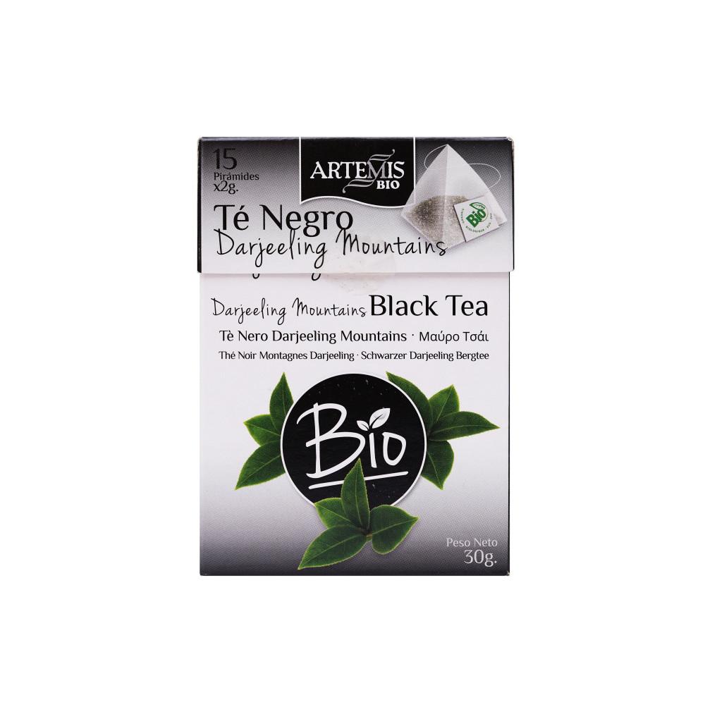 شاي اسود جبال دارجيلنغ عضوي