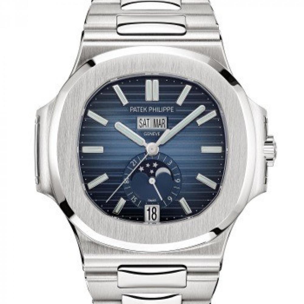 ساعة باتيك فيليب نوتلس الأصلية 5726