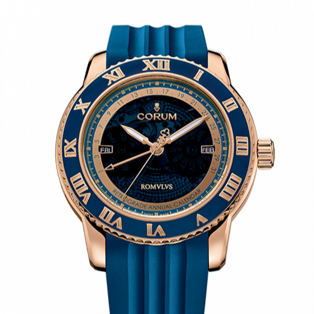 ساعة كورم هيرتاج الأصلية