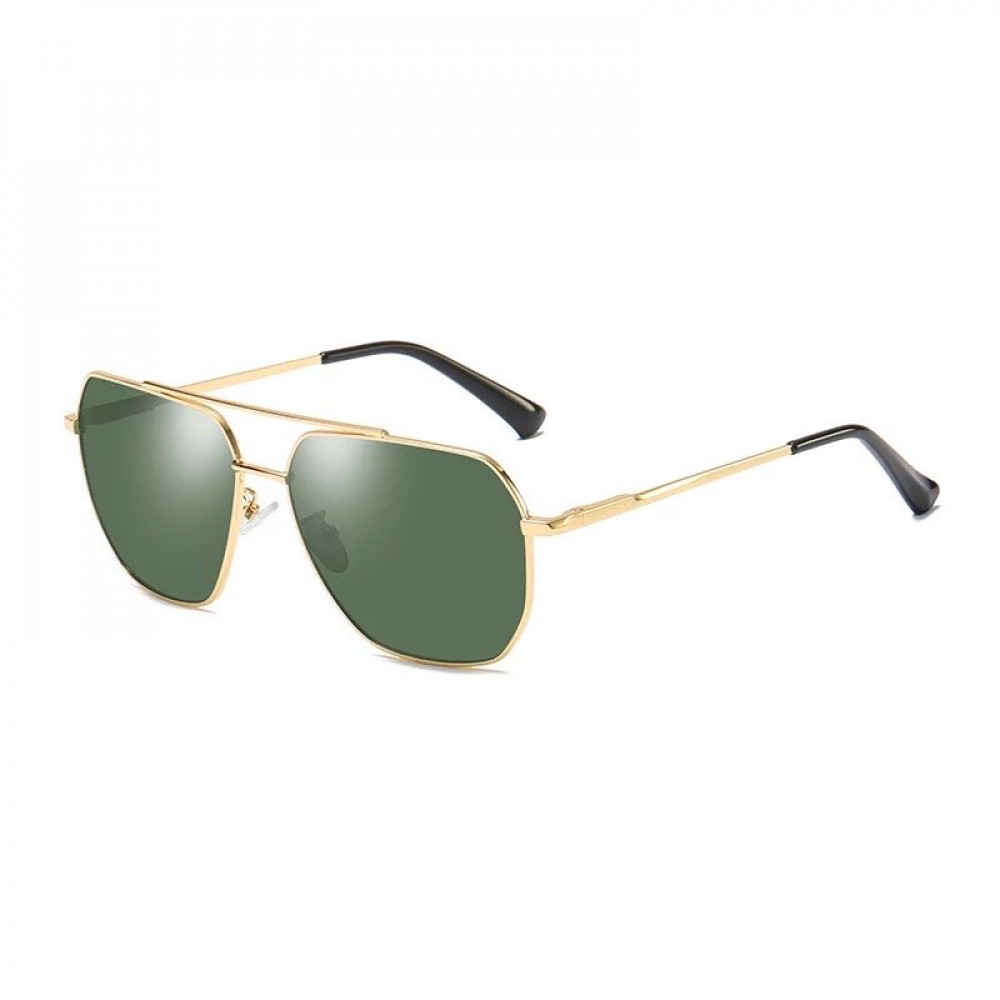 نظارة شمسية بعدسة مستطيلة