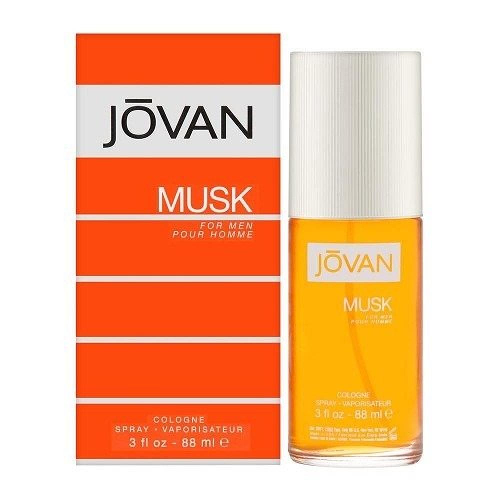 Jovan Musk for Men Eau de Cologne 88ml  خبير العطور
