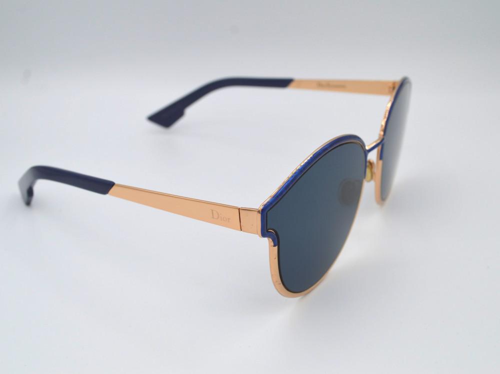 ديور Dior نظارة شمسية نسائية لون العدسة ازرق