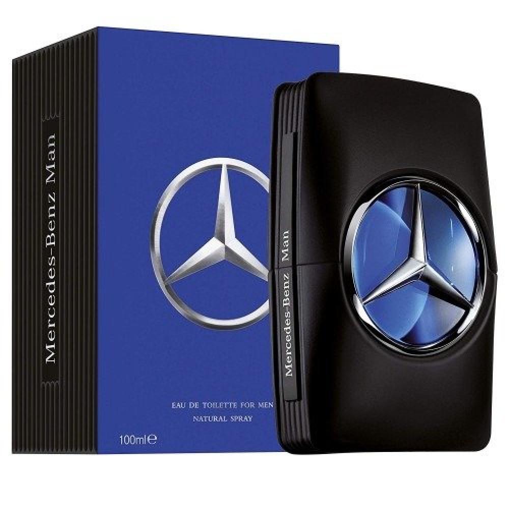 Mercedes Benz Man Eau de Toilette 100ml خبير العطور