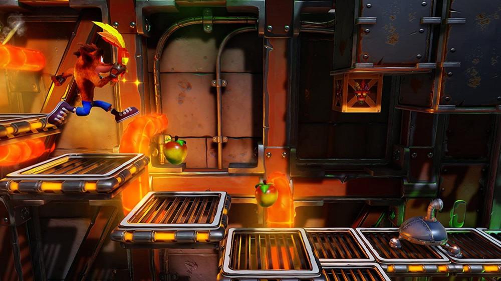 Crash Bandicoot N Sane Trilogy -PS4