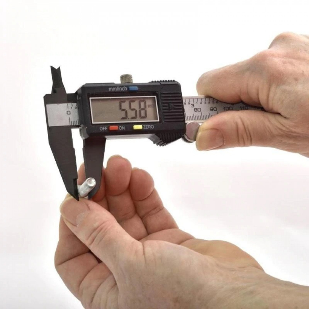 جهاز قياس ميكرومتر فرجار للقياس الى 150 مم