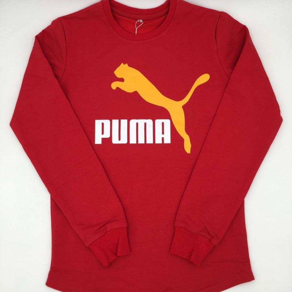 بلوفر PUMA احمر صناعة تركية