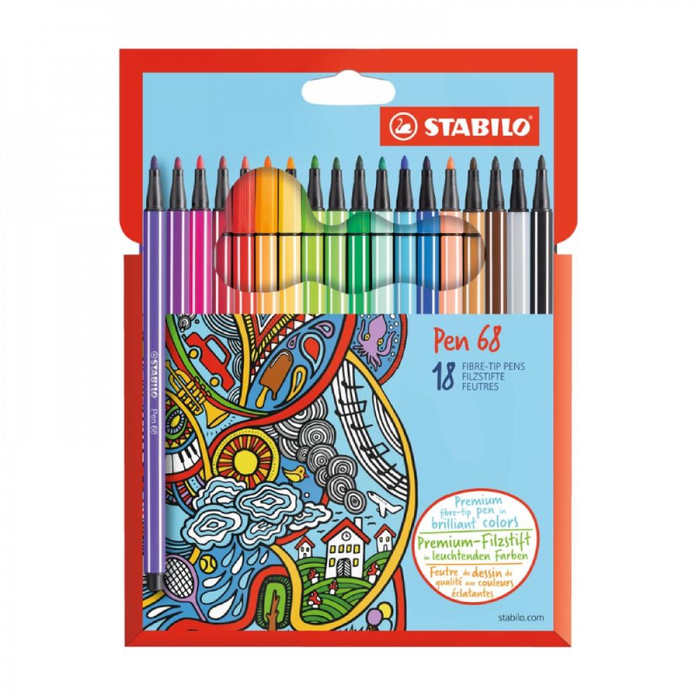 STABILO, Pens, Stationery, ستابيلو, أقلام, قرطاسية