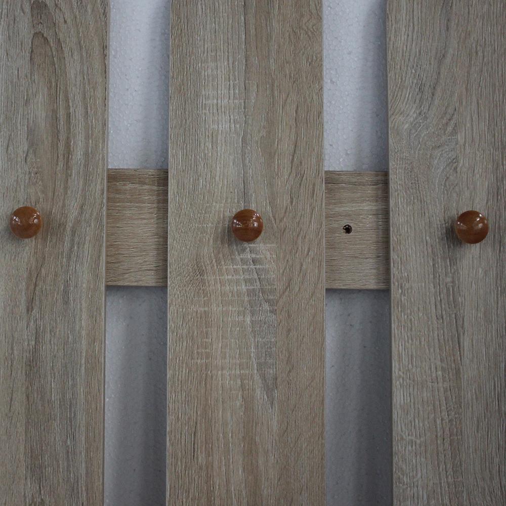 مواسم يقدم منظم أحذية خشبي عصري 3  علاقات لاستخدامات مختلفة مثل الجواك