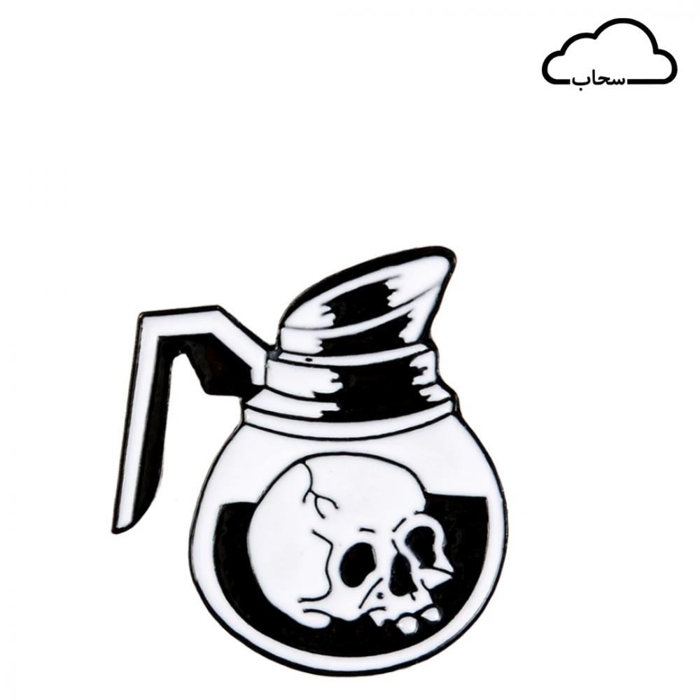 Coffee Skull  جمجمة القهوة