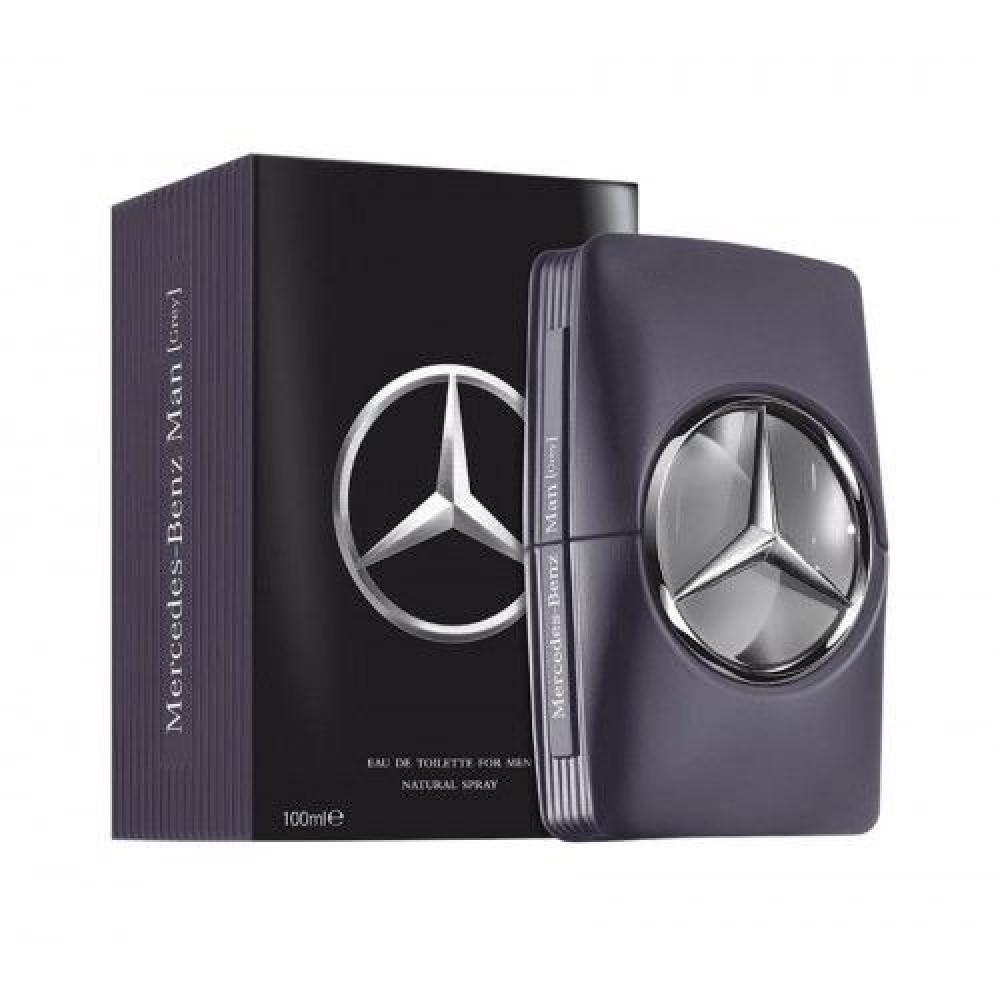 مرسيدس بنز مان جري تواليت أنررسكور Mercedes Benz Man Grey EDT
