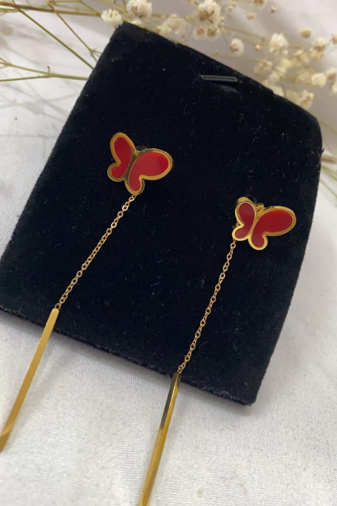 حلق الفراشة