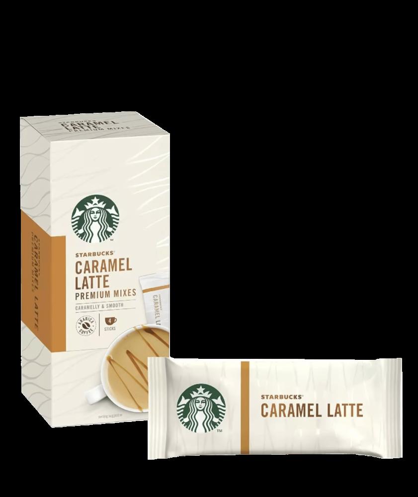 بياك-ستاربكس-كراميل-لاتيه-اظرف-قهوة
