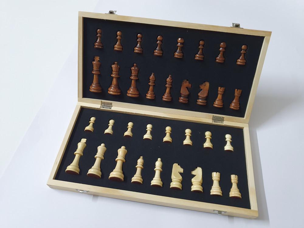 شطرنج خشبي