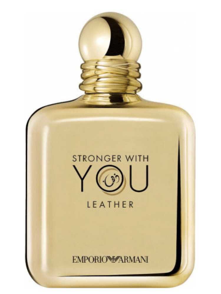 ARMANI STRONGER WITH YOU LEATHER