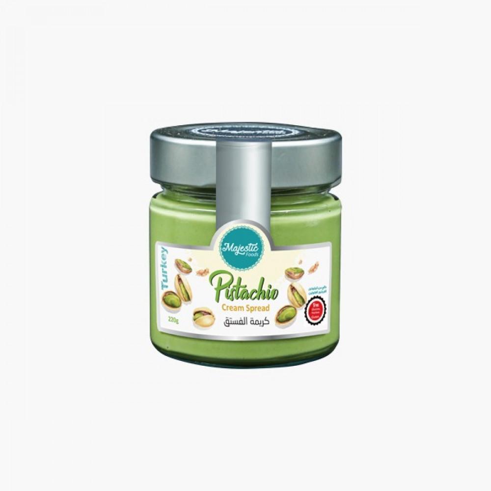 ماجستيك كريمة الفستق Majestic Pistachio Cream