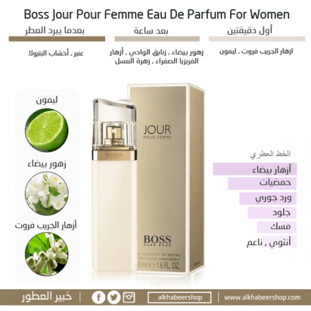 Hugo Boss Jour Pour Femme Eau de Parfum  متجر خبير العطور