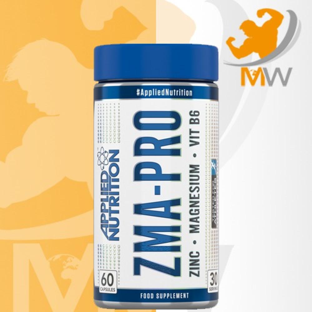 عالم العضلات muscles world مكملات غذائية هرمون zma-pro