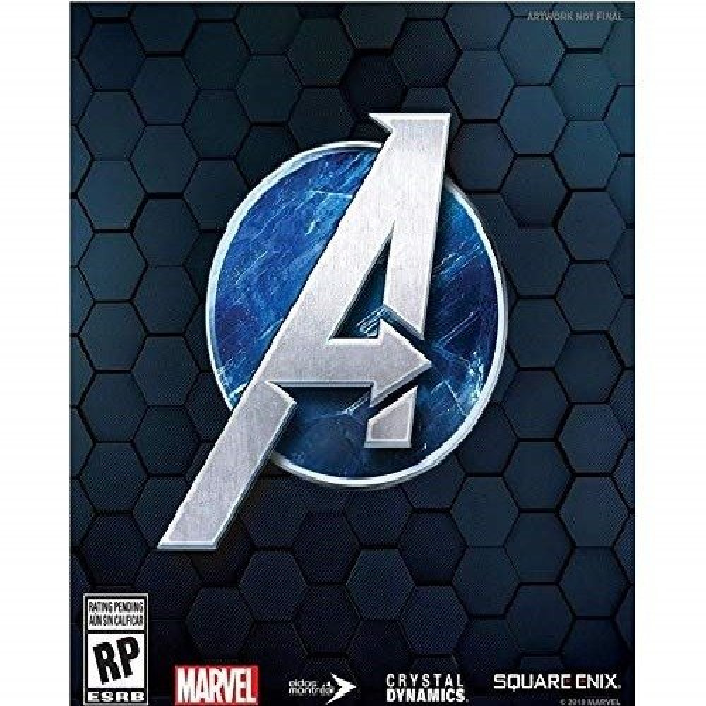 لعبة marvel avengers