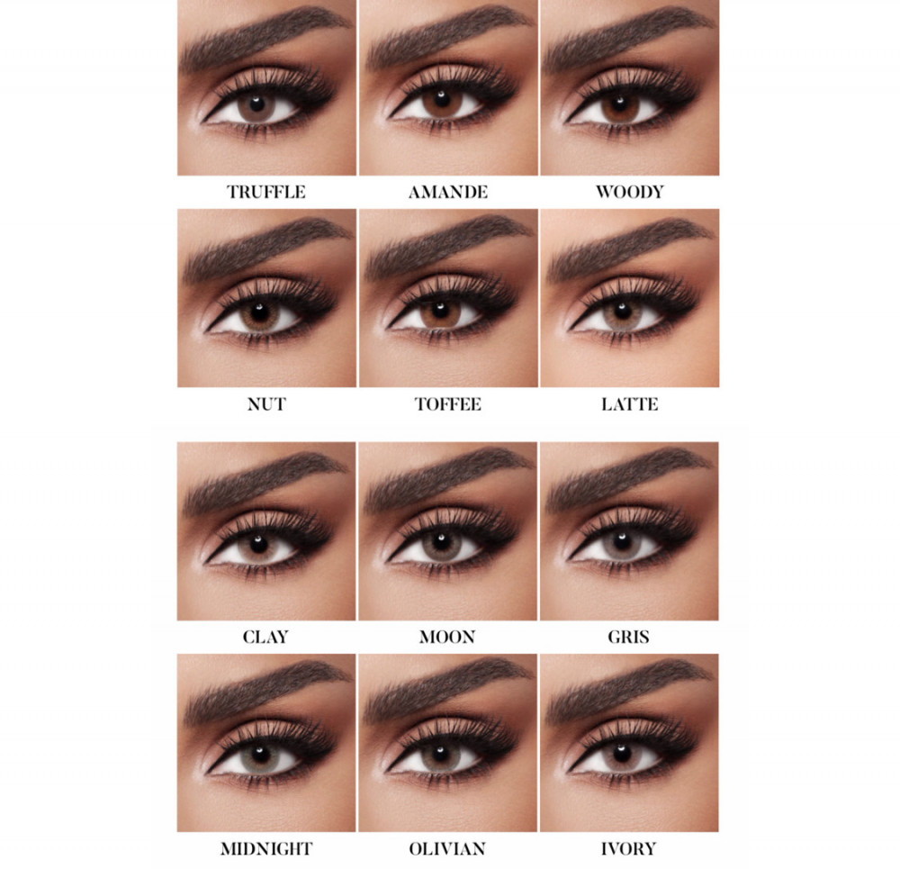 diva colored contact lenses