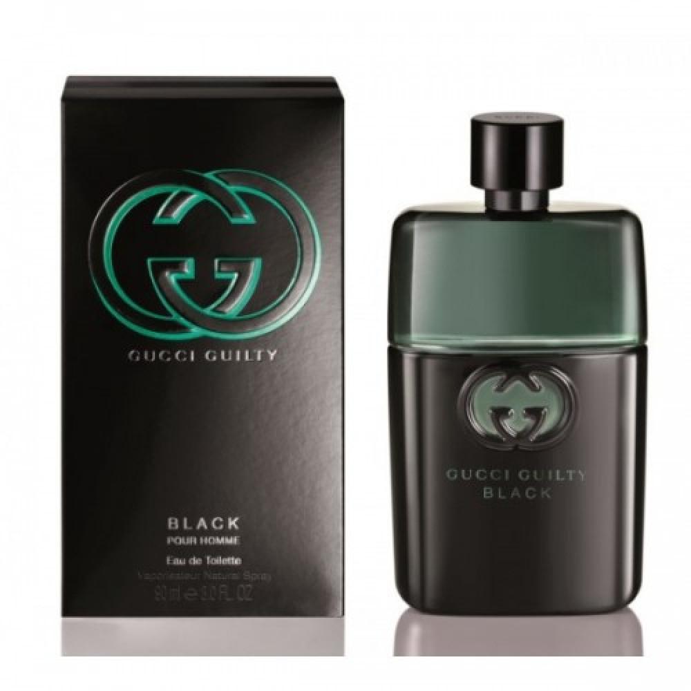 عطر قوتشي قيلتي بلاك guilty black perfume