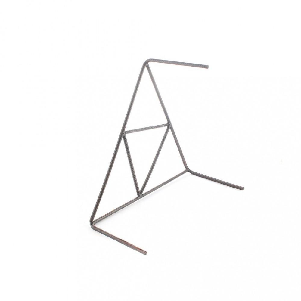 كرسي نار مثلث كبير