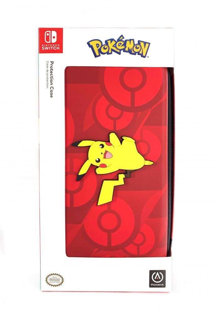 Nintendo Switch Travel Case  Pokemon Pikachu