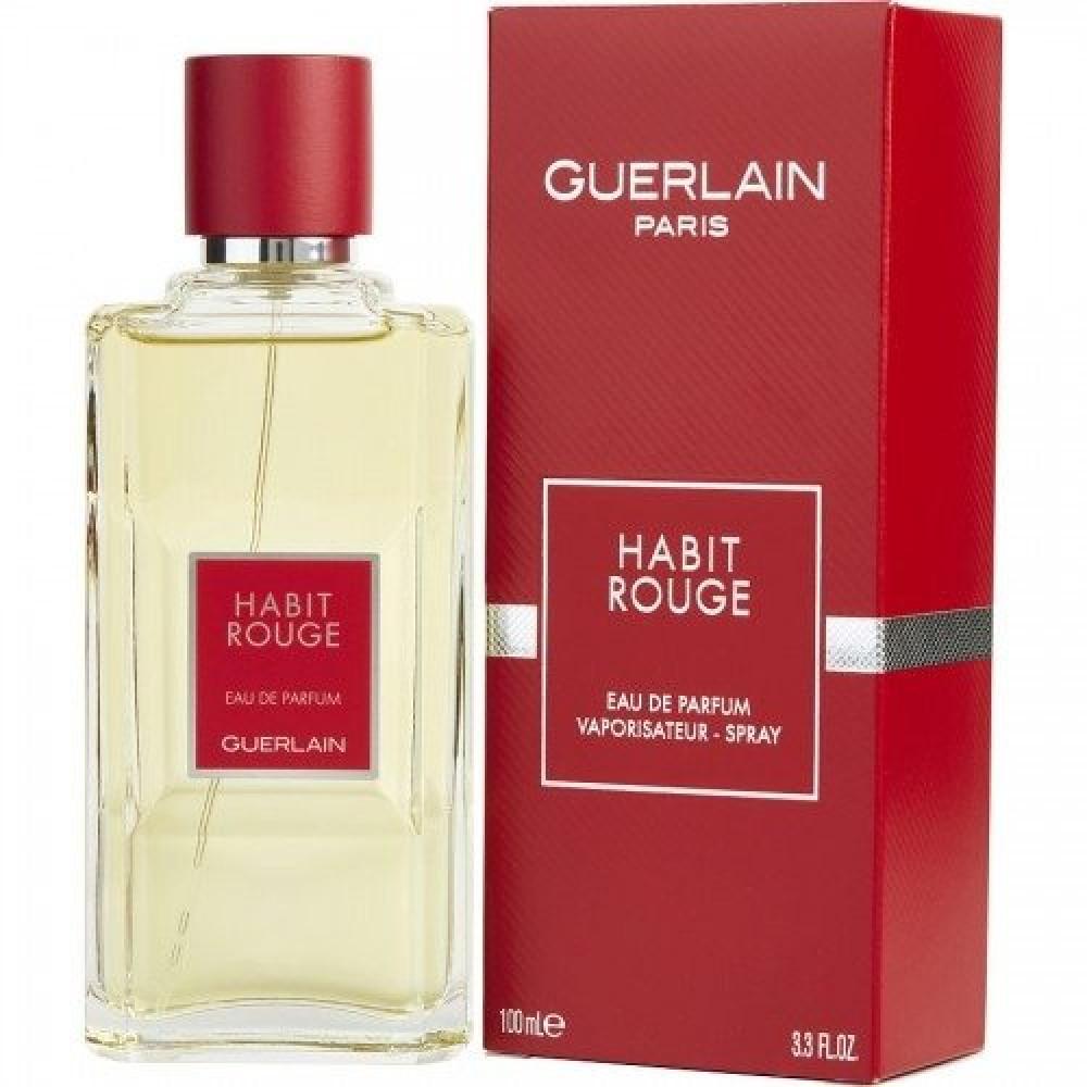 Guerlain Habit Rouge Eau de Parfum 100ml خبير العطور