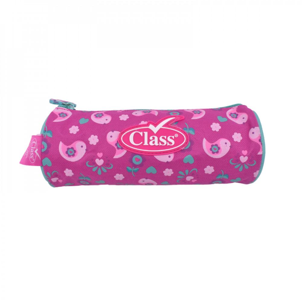 مقلمية كلاس زهري أرنب, Pencil case, Class