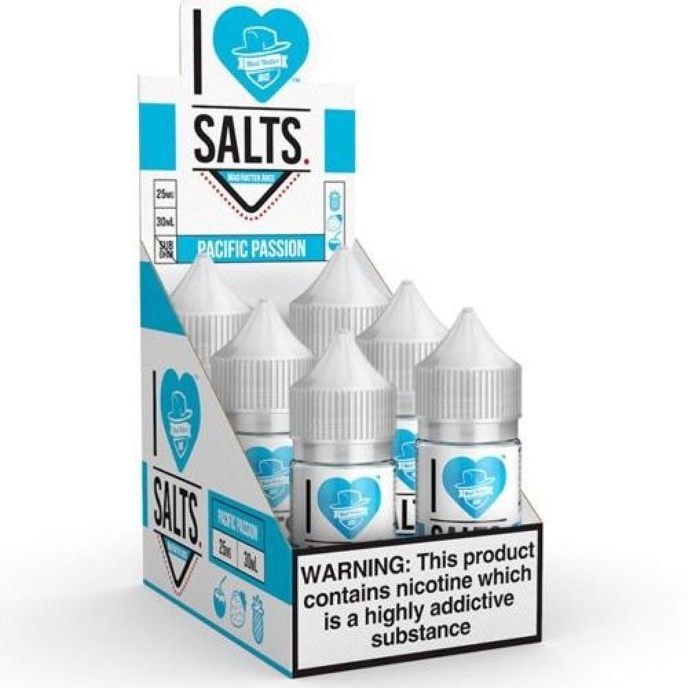 I LOVE SALTS PACIFIC PASSION - Salt Nicotine - نكهات فيب السعودية نكها