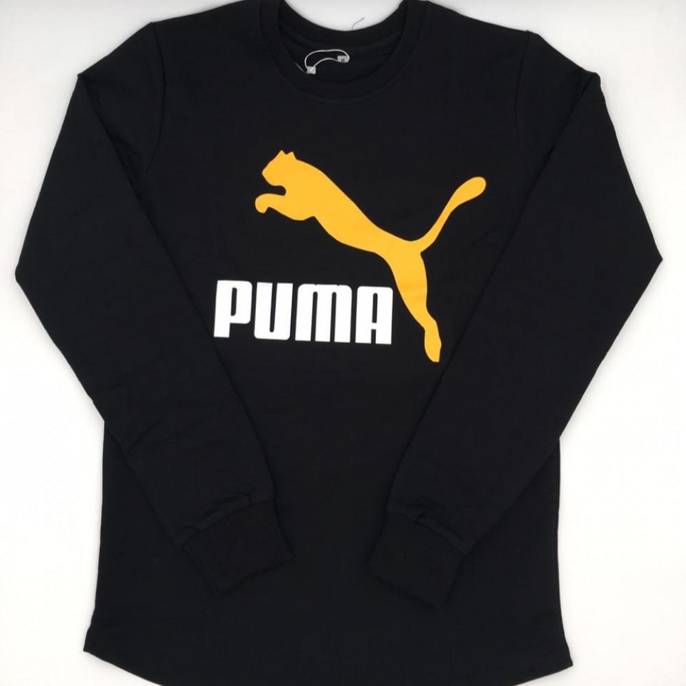 بلوفر PUMA اسود صناعة تركية