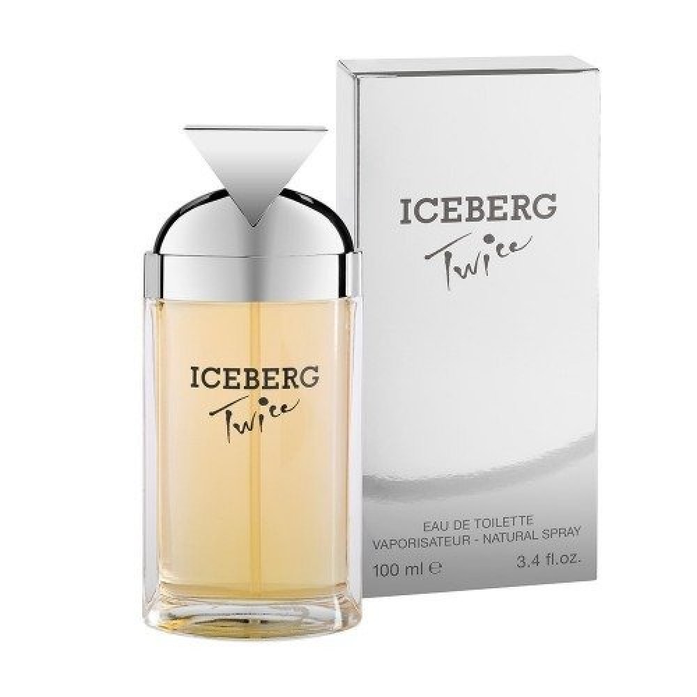 Iceberg Twice for Women Eau de Toilette 100ml خبير العطور
