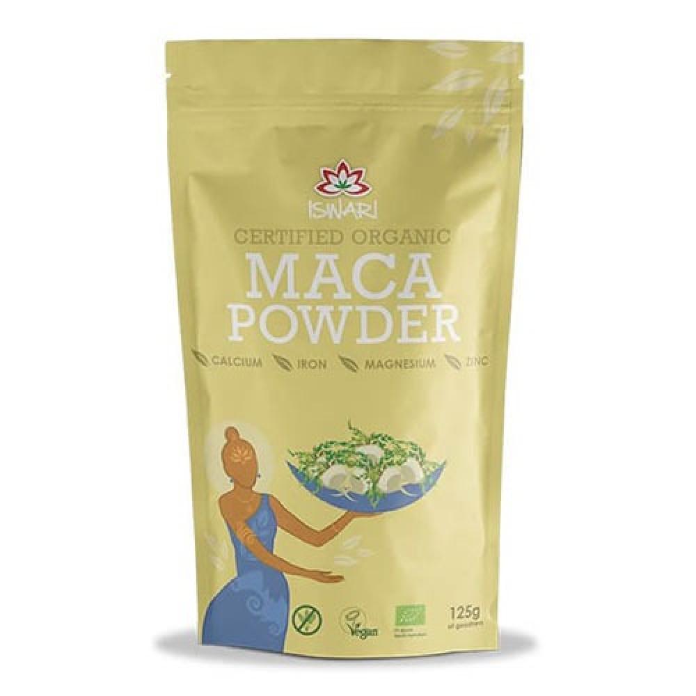 جذور الماكا العضوي 125 جرام
