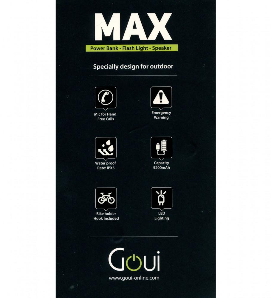أقوى مصباح يدوي-MAX GOUI