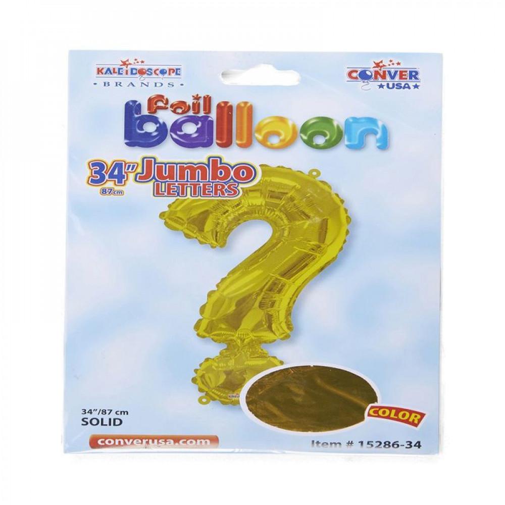 بالون ذهبي, بلونات أحرف, Golden Balloon