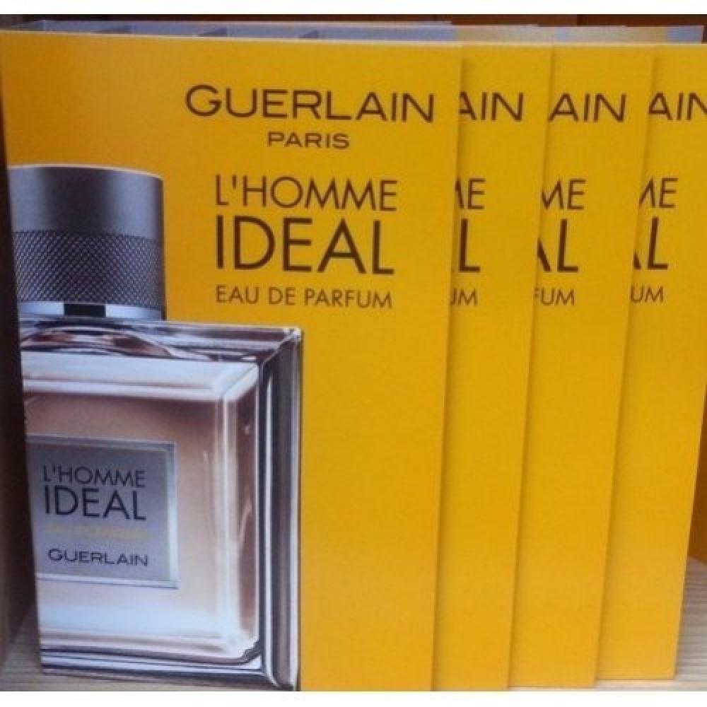 Guerlain LHomme Ideal Eau de Parfum Sample 1ml خبير العطور