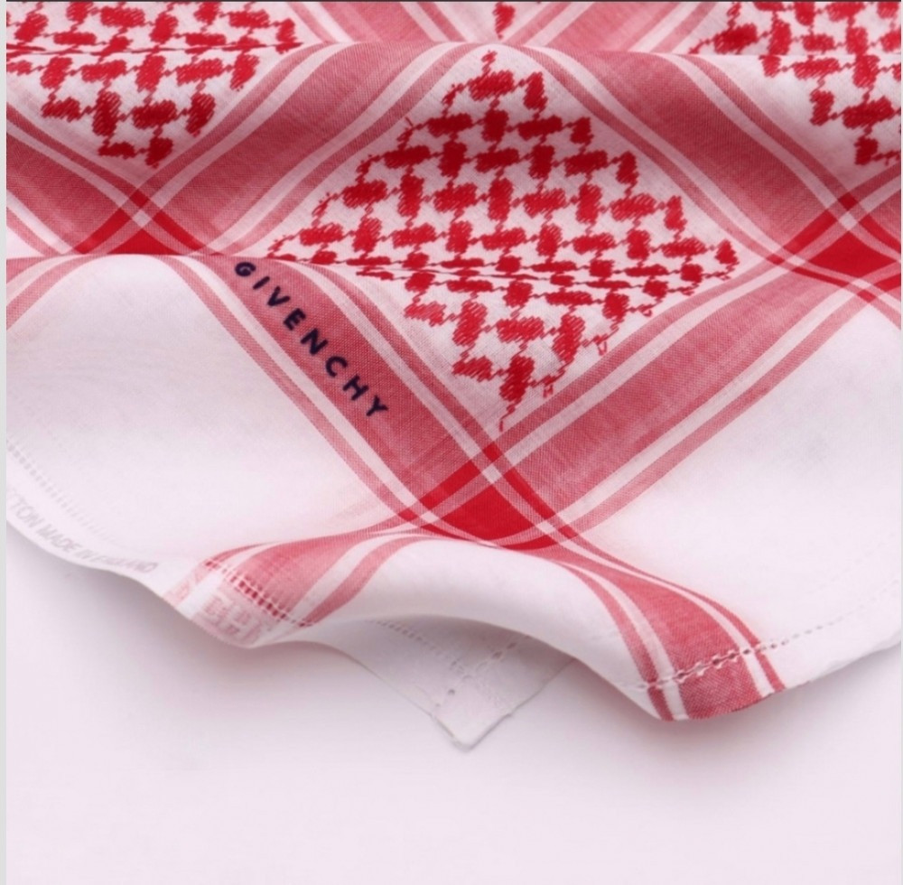 شماغ جيفنشي كلاسيك شماغ سعودي