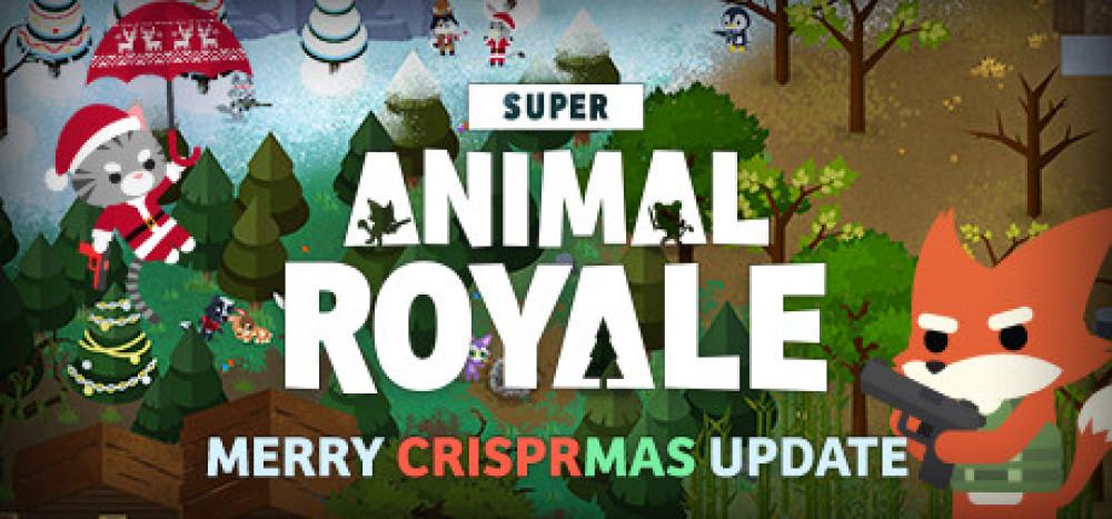 لعبة Super Animal Royale سوبر أنيمال رويال لعبة باتل رويال حيوانات