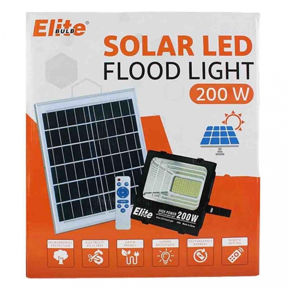 كبس طاقة شمسيه 200 واط