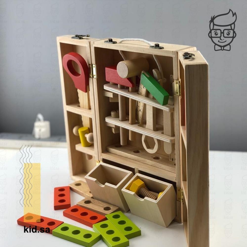 صندوق العدة للاطفال