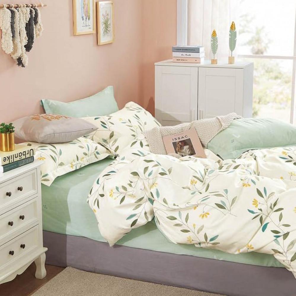 فرش السرير الصيفية المفرد ونصف - متجر مفارش ميلين