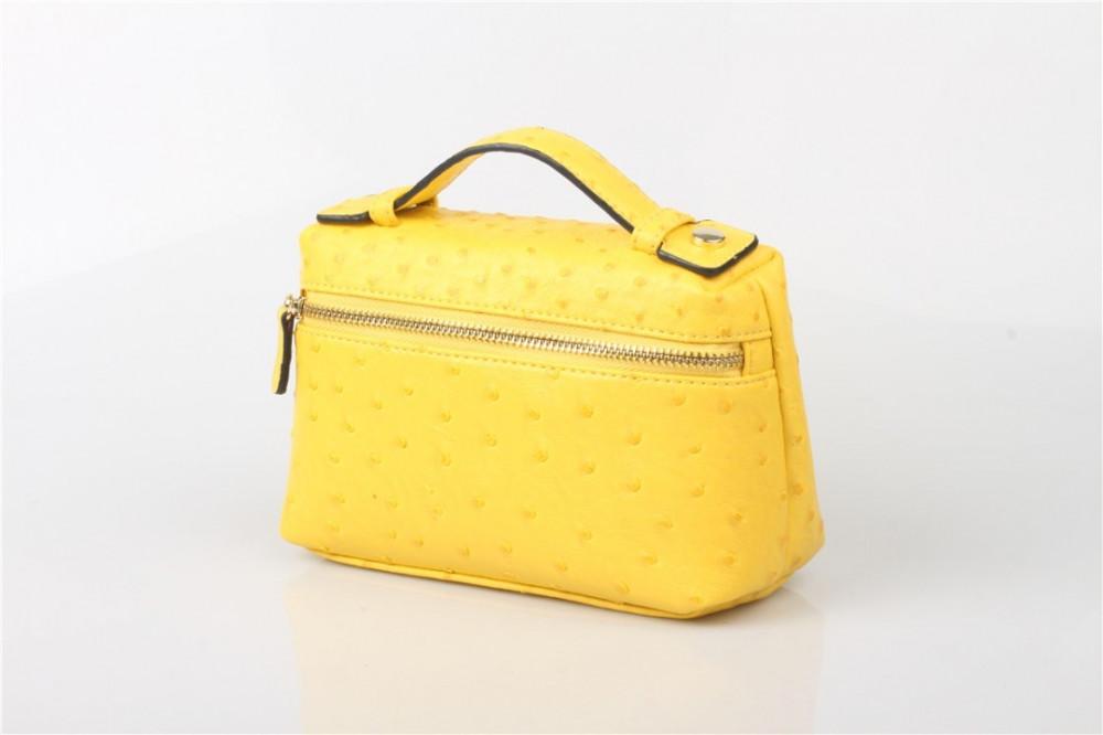 حقيبة يد اصفر