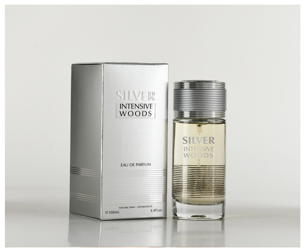 Silver  Intensive Woods