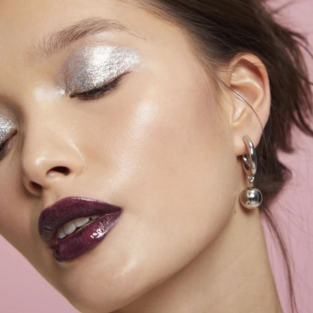 قليتر من الف elf liquid glitter eyeshadow disco queen
