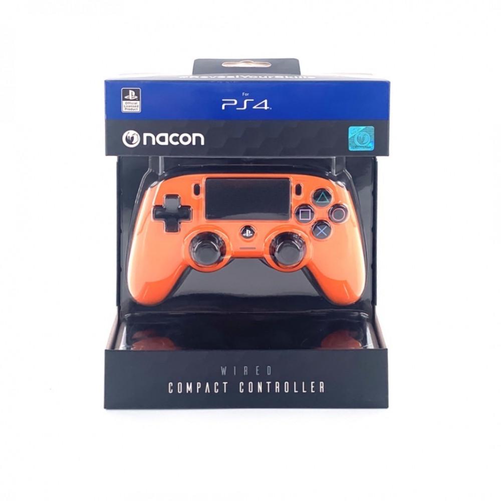 Nacon Wired Controller Orange