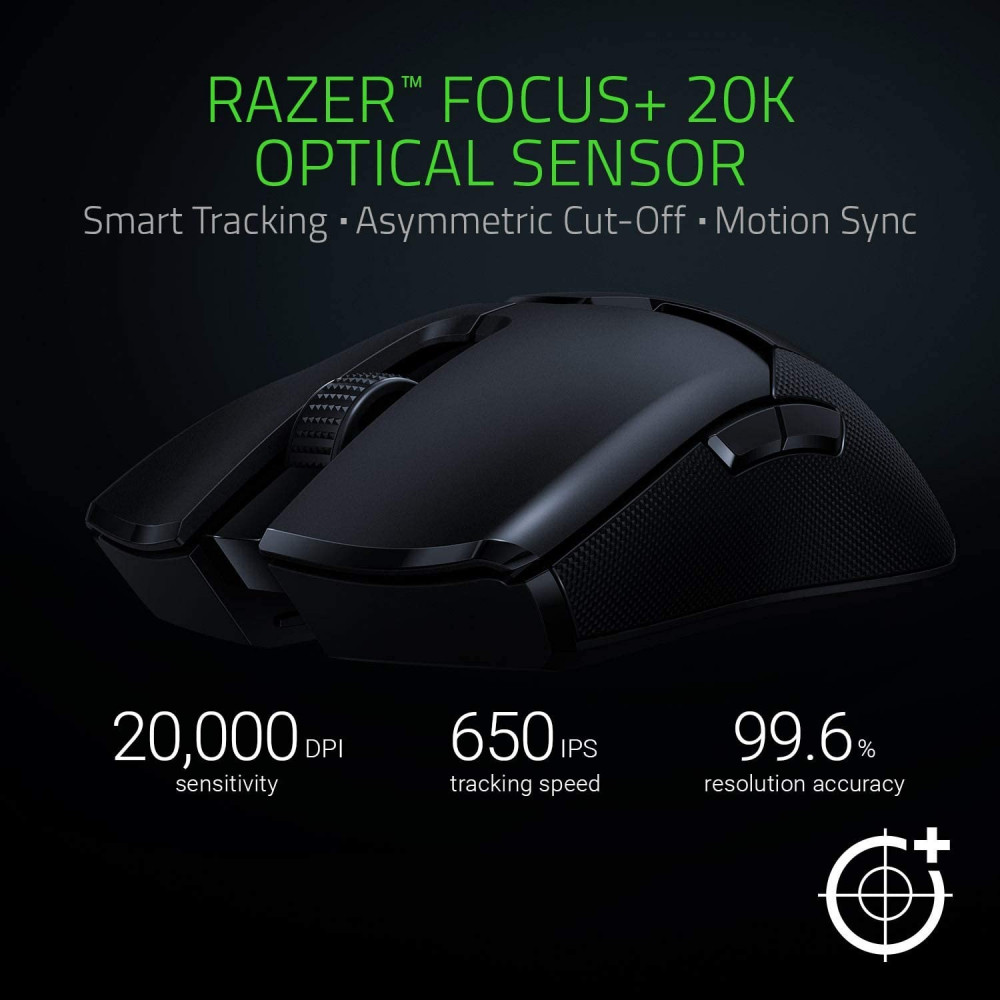 Razer Viper Ultimate Lightest Wireless Gaming Mouse