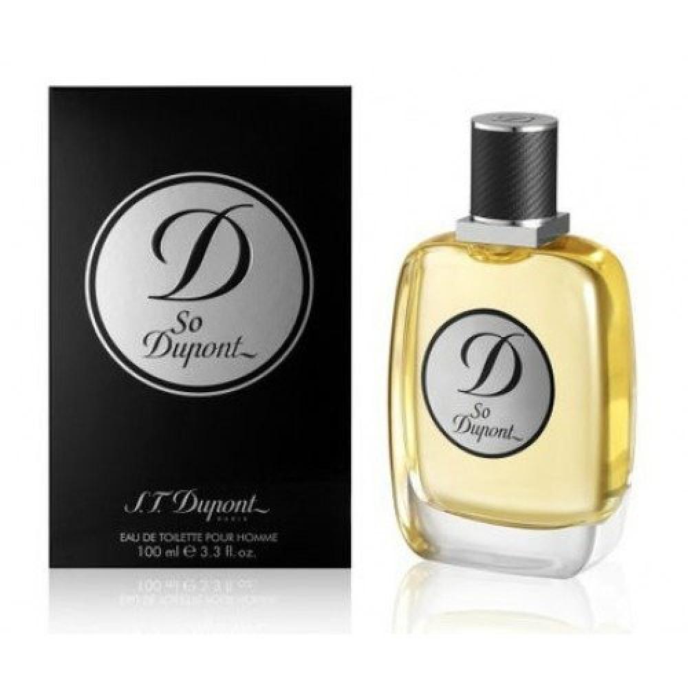 S T  Dupont So Dupont Pour Homme Eau de Tolitte 100ml خبير العطور