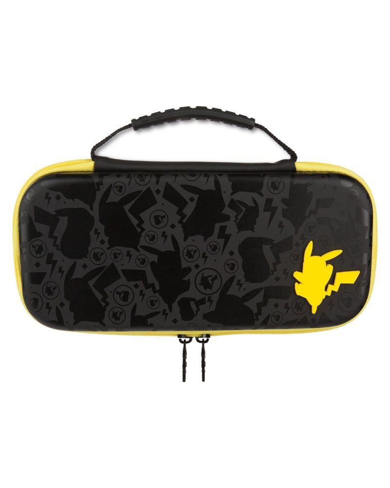 Nintendo Switch Protection Travel Case Pokemon Pikachu Silhouette