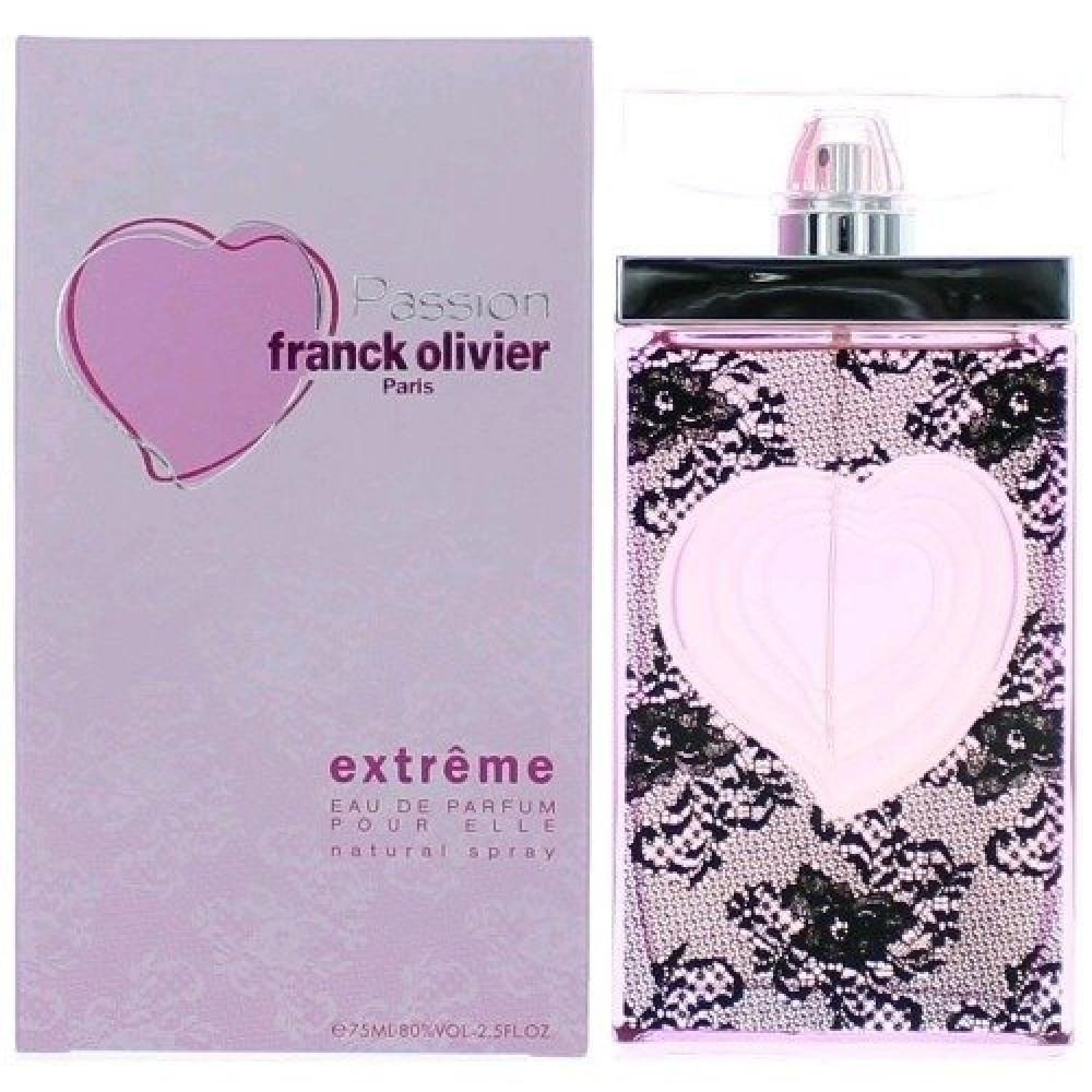 Franck Olivier Passion Extreme Eau de Parfum 75ml متجر خبير العطور