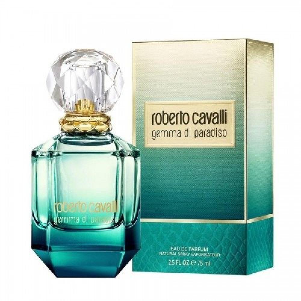 Roberto Cavalli Gemma di Paradiso Eau de Parfum 75ml متجر خبير العطور