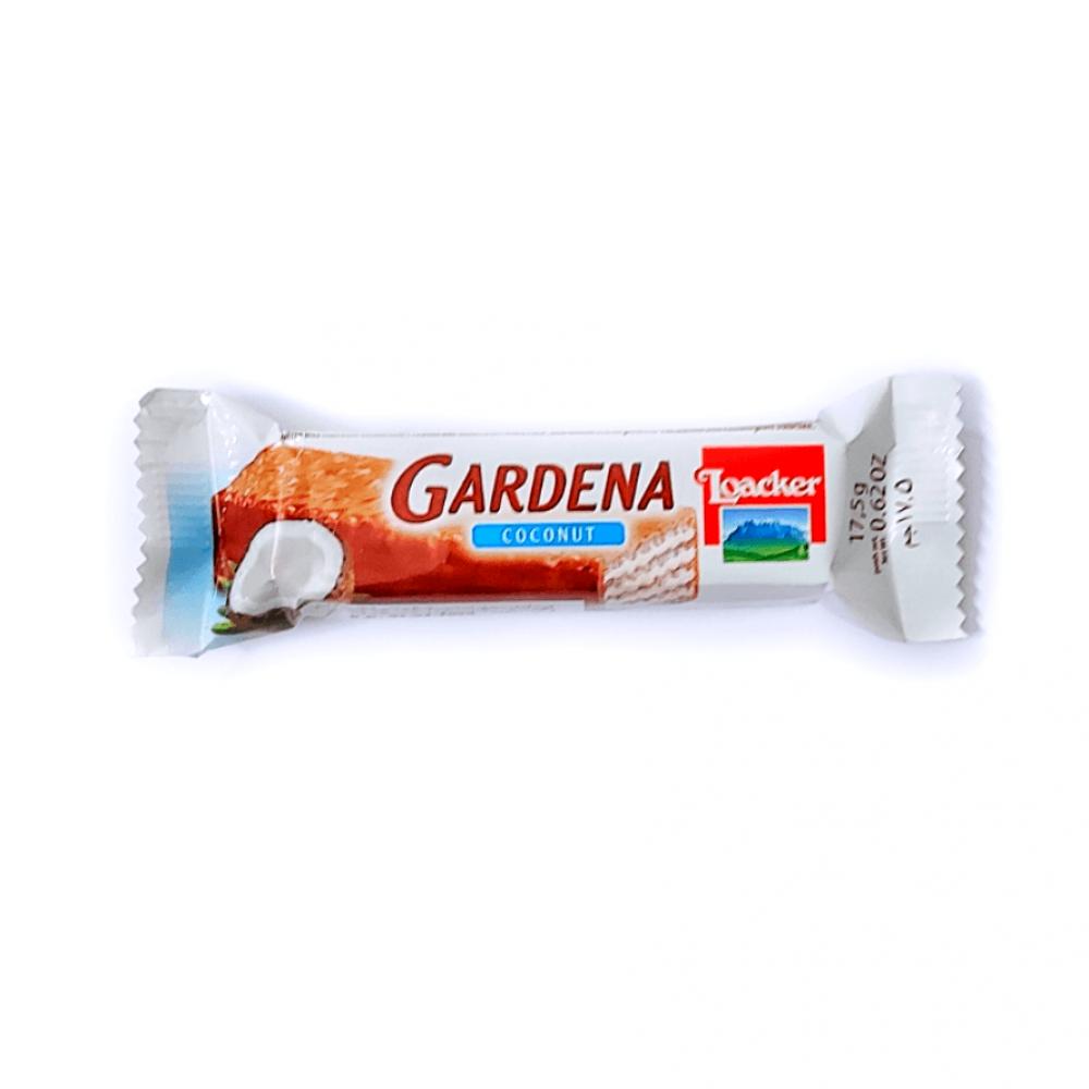 شكولاتة جوز الهند Gardena حلاوة مصاص